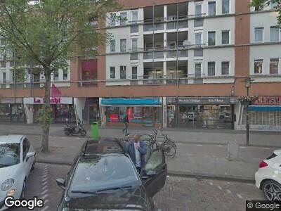 Omgevingsvergunning Eerste Van Swindenstraat 7 Amsterdam
