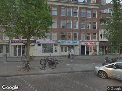 Omgevingsvergunning Eerste Van Swindenstraat 399 Amsterdam