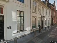 Bekendmaking Aanvraag omgevingsvergunning, het wijzigen van de achtergevel, Lange Nieuwstraat 9 te Utrecht, HZ_WABO-19-11252