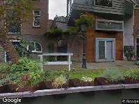 Bekendmaking Aanvraag omgevingsvergunning, het plaatsen van gevelreclame, Twijnstraat 23 te Utrecht, HZ_WABO-19-11313