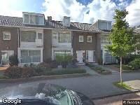 Bekendmaking Omgevingsvergunning - Beschikking verleend regulier, De Carpentierstraat 93 te Den Haag