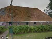 Bekendmaking Buiten behandeling laten aanvraag omgevingsvergunning, Heeg, Osingahuzen 22 het tijdelijk plaatsen van 10 demontabele opslagloodsen