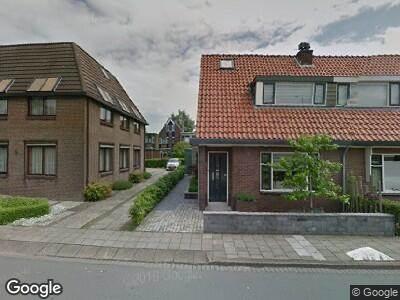 Omgevingsvergunning Julianastraat 84 Lekkerkerk