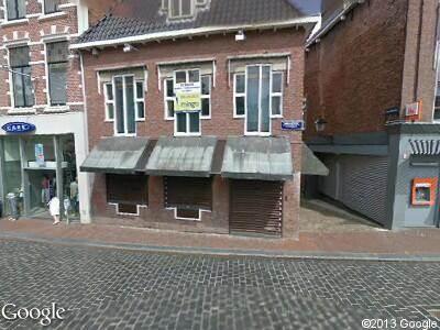 Standplaatsvergunning Nieuwestad 109 Leeuwarden