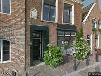 Verdaagde aangevraagde vergunning Boogstrjitte 4 en Raadhuisstraat 9 Grou, (11031016) realiseren van een opslag voor biertanks, einddatum 18-05-2019.