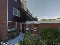 Gemeente Nissewaard – Aanvraag omgevingsvergunning, het plaatsen van een dakkapel, Snoekenveen 976, 3205 CX Spijkenisse