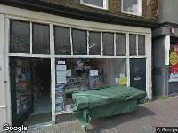 Aanvraag omgevingsvergunning, wijzigen van een winkelpui, Ritsevoort 36, Alkmaar
