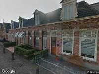 Verleende omgevingsvergunning, vergroten van een woning, Nieuwpoortslaan 124, Alkmaar