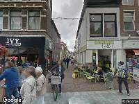Aanvraag omgevingsvergunning, renoveren en isoleren van een pannenkap, Langestraat 15, Alkmaar