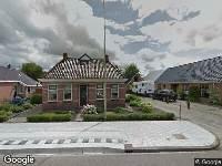 Kennisgeving besluit op aanvraag oprichten van een schuur Provincialeweg 18 in Kornhorn