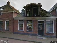 Bekendmaking Ingekomen aanvraag, Nijland, Tramstrjitte 12 het vervangen van het dak en kapconstructie