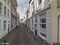 Gemeente Grave – Reguliere Omgevingsvergunning verleend voor het vervangen van een dak en het herstellen van schilderwerk - Hamstraat 3 te Grave