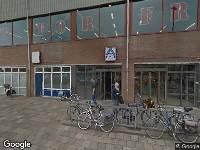Aangevraagde omgevingsvergunning Cambuurplein 50, (11032801) het plaatsen van handelsreclame.