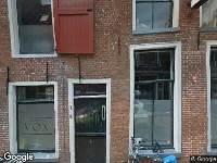 Verleende omgevingsvergunning Nieuwesteeg 1, 1e en 1f, (11030376) herinrichten van het gebouw, verzenddatum 11-04-2019.