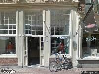 Verleende standplaatsvergunning Sint Jacobsstraat 15, (11032653) plaatsen van een kraam voor de winkel, op 27 april 2019, verzenddatum 11-04-2019.