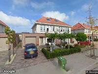 Bekendmaking Vergunningvrij Frouwesân 73, (11031950) plaatsen van een houten tuinhuisje, verzenddatum 22-03-2019.