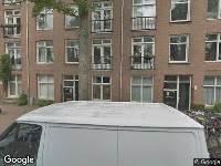 Aanvraag omgevingsvergunning kap Spaarndammerstraat 12-A