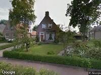 Bekendmaking Ingekomen aanvraag, Nijland, Tramstrjitte 2 het vervangen van een dakkapel