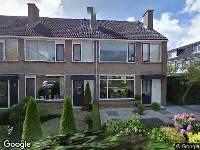 Kennisgeving ontvangst aanvraag omgevingsvergunning Eiber 26 in Bodegraven
