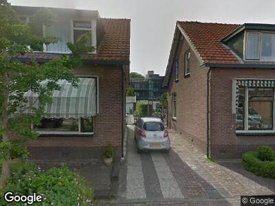 Omgevingsvergunning Emmastraat 45 Lekkerkerk
