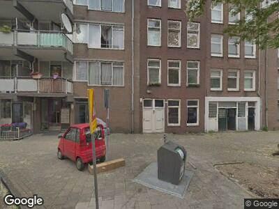 Omgevingsvergunning Van Swindendwarsstraat 77 Amsterdam