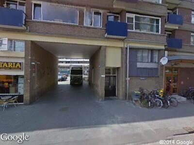 Omgevingsvergunning Smaragdplein 183 Utrecht