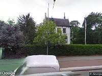 Bekendmaking Utrechtseweg 20 (kappen 1 boom); 545433; 09-05-19; Aanvraag omgevingsvergunning
