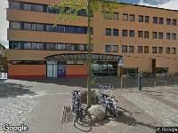 Verleende vergunning gebruik openbare ruimte Oldehoofsterkerkhof, (11032850) mobiele graafmachine en kraan, op 7 en 8 mei 2019, verzenddatum 03-05-2019.