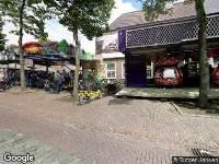Ontvangst aanvraag omgevingsvergunning, Markt 30a in Eersel, aanbrengen van 2 zonneluifels met bedrijfsnaam