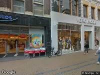 Aanvraag omgevingsvergunning: Herestraat27, 9711LA Groningen – veranderen gevel (ontvangstdatum 29-04-2019, dossiernummer 201971681)