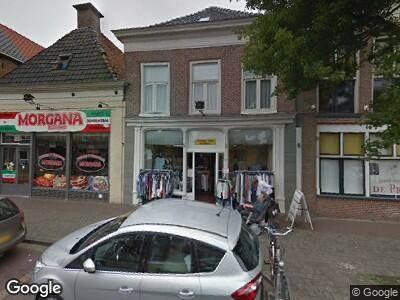 Omgevingsvergunning Dijkstraat 29 Bolsward