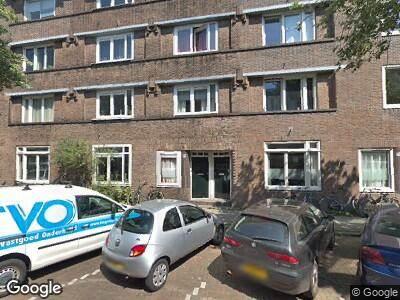 Omgevingsvergunning Van Speijkstraat 138 Amsterdam