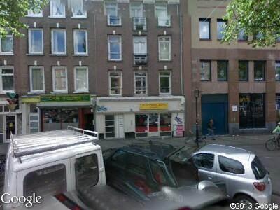 Omgevingsvergunning Eerste Van Swindenstraat 4 Amsterdam