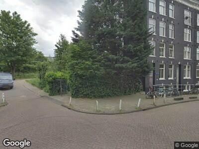 Omgevingsvergunning Oetewalerstraat  Amsterdam