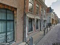 Aangevraagde omgevingsvergunning Grote Kerkstraat 43, Wijde Gasthuissteeg 1 en 5, (11033025) verbouwen van het pand.