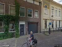 Verleende vergunning gebruik openbare ruimte Grote Kerkstraat 14, (11032799) plaatsen afvalcontainer, van 8 t/m 31 mei 2019, verzenddatum 29-04-2019.