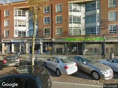 Omgevingsvergunning Eerste Van Swindenstraat 78 Amsterdam