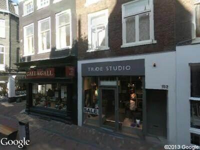 Omgevingsvergunning Grote Houtstraat 163 Haarlem