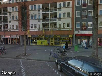 Omgevingsvergunning Eerste Van Swindenstraat 189 Amsterdam