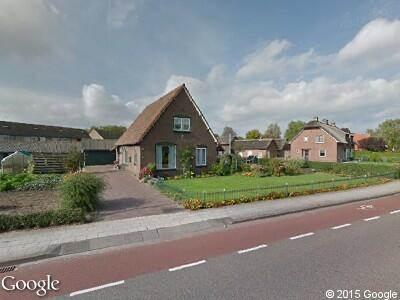 Omgevingsvergunning Zevenhuizerstraat 111 Hoogland