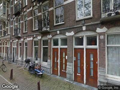 Omgevingsvergunning Nieuwe Prinsengracht 82 Amsterdam