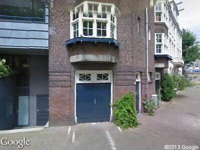Omgevingsvergunning Spinozastraat 41 Amsterdam
