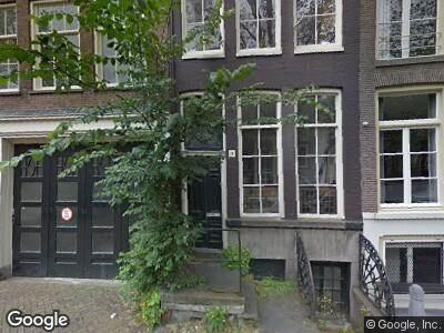 Omgevingsvergunning Reguliersgracht 16 Amsterdam