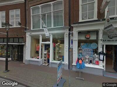 Omgevingsvergunning Dijkstraat 7 Bolsward