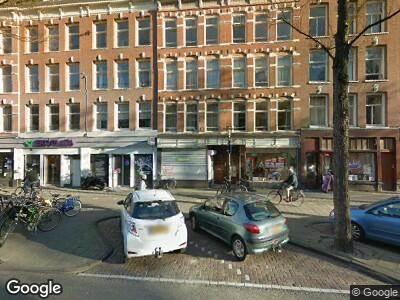 Omgevingsvergunning Eerste Van Swindenstraat 28 Amsterdam