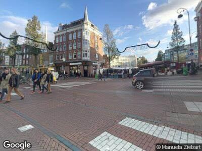 Evenementenvergunning Dapperstraat  Amsterdam