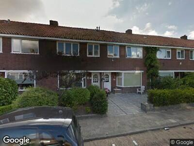 Omgevingsvergunning Pieter Langendijkstraat 14 Leeuwarden