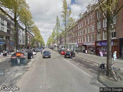 Omgevingsvergunning Eerste Van Swindenstraat 22 Amsterdam