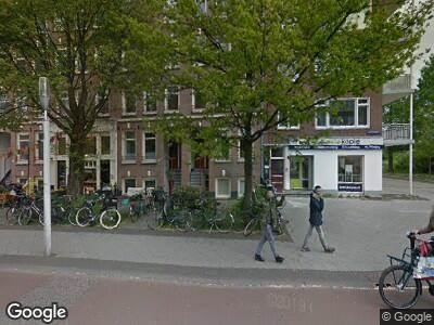 Omgevingsvergunning Linnaeusstraat 101 Amsterdam