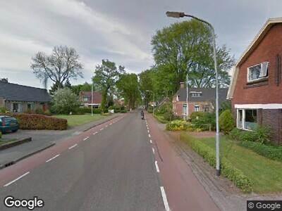 Omgevingsvergunning Hoofdweg  Meerstad